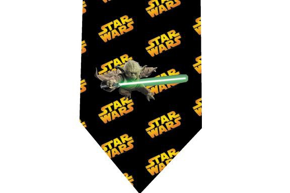 Star Wars Tie - Yoda - Model 1