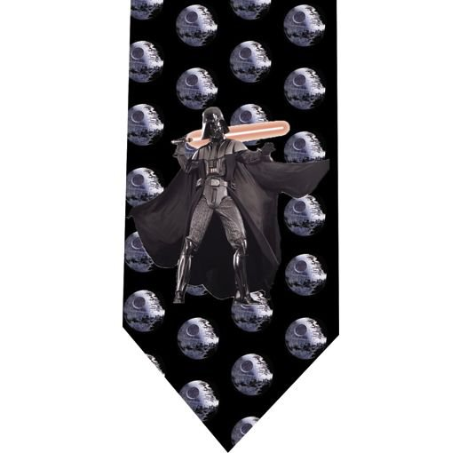 Star Wars Tie - Darth Vader death star - Model 3