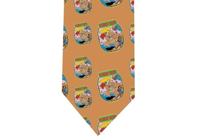 Arcade Don King Kong Tie - Retro