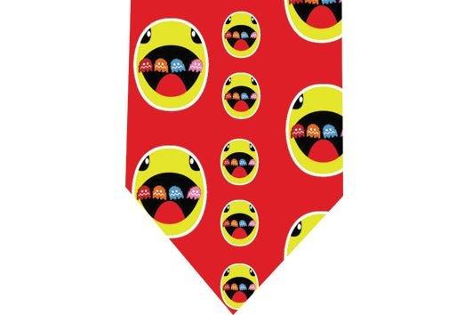 Arcade Pacman Tie - Retro