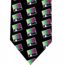 80s TV Tie - Retro - model 1