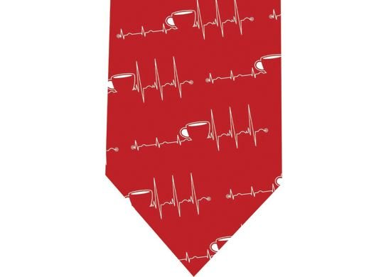 Coofee Tie - Red