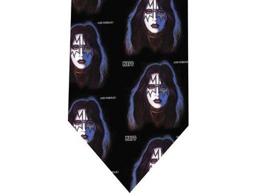 Ace Frehley Tie - Kiss solo album 1978