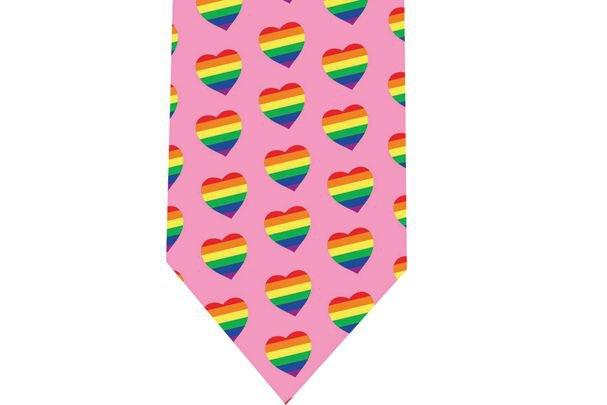 Gay Tie - Model 1