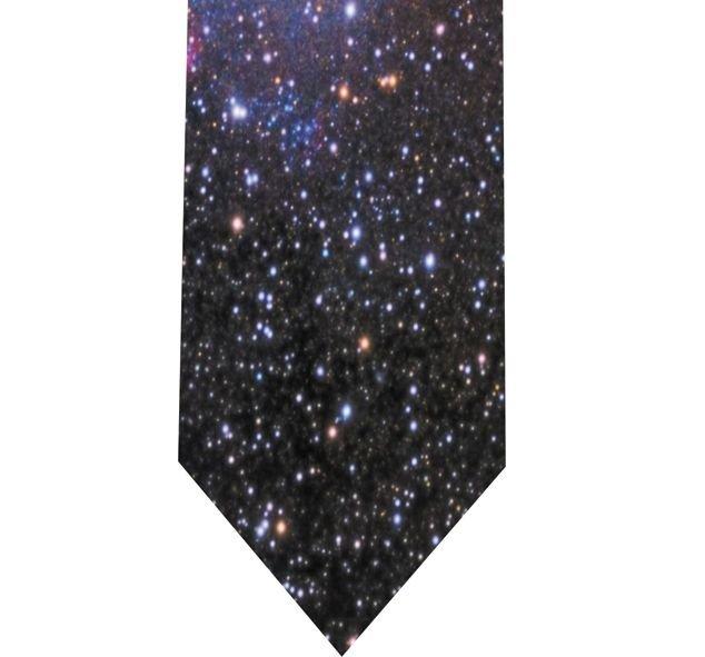 Galaxy Tie - model 2 - star universe