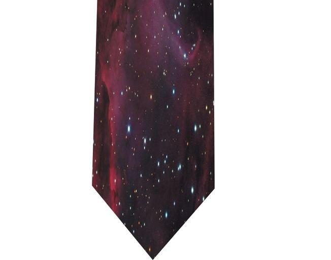 Galaxy Tie - model 3 - star universe