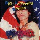 Aerosmith CD - Big Mammed Woman - Woodstock 94