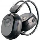 Power Acoustik Hp10s Foldable Single Channel Ir Wireless Headphones Hp-10s