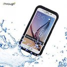 Galaxy S6 Edge Plus Waterproof Case, iThrough
