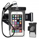 EOTW Waterproof Cell Phone Case Pouch Pocket Dry Bag with Military Class Lanyard