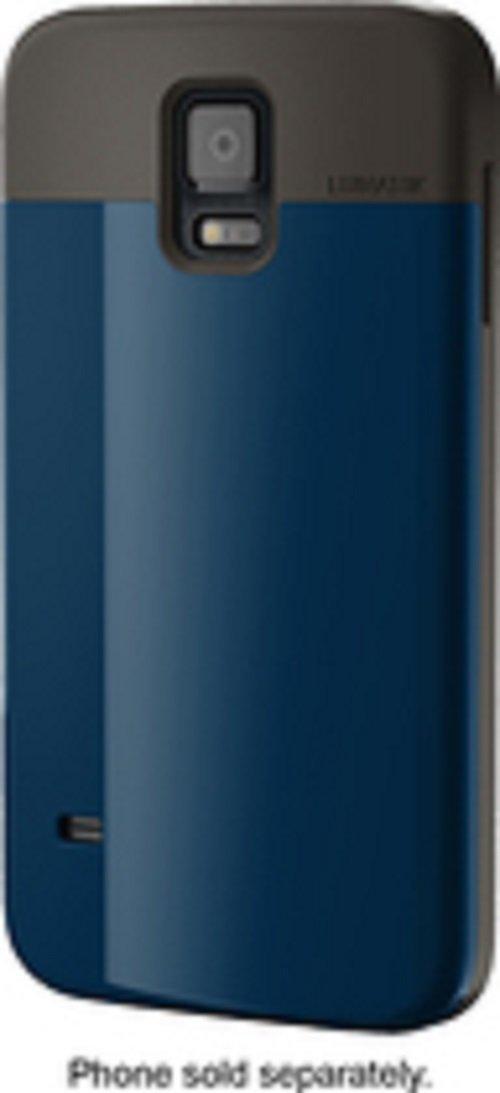Lunatik flak Case for Galaxy S5 - blue