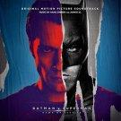 Batman V Superman: Dawn of Justice Vinyl + Audio CD