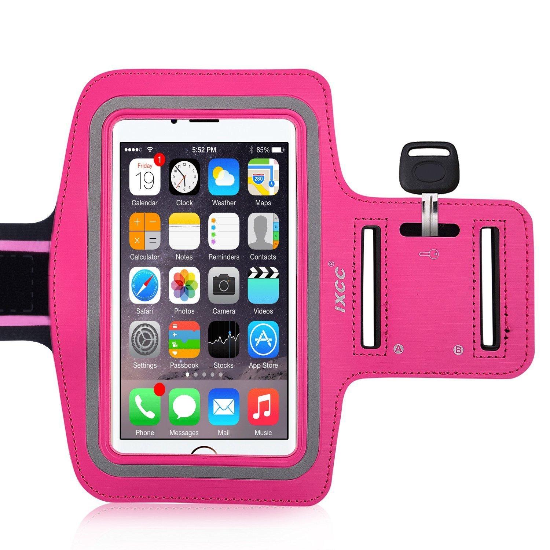 iPhone 6 Plus Armband, iXCC Sport Gym Armband  - PINK