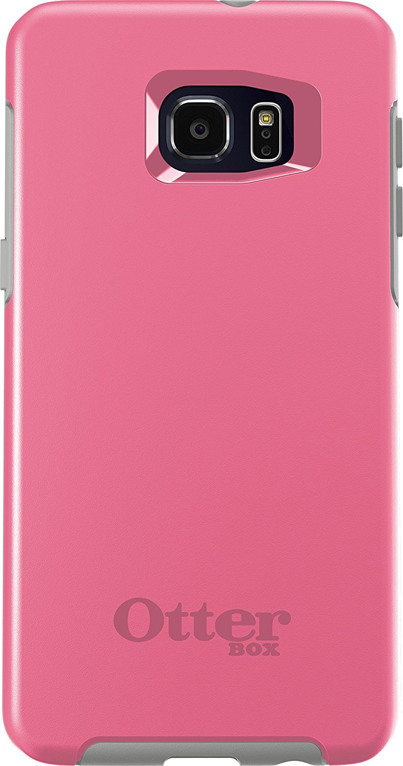 OtterBox Symmetry Series Case for Samsung Galaxy S6 Edge+ Plus - Pink