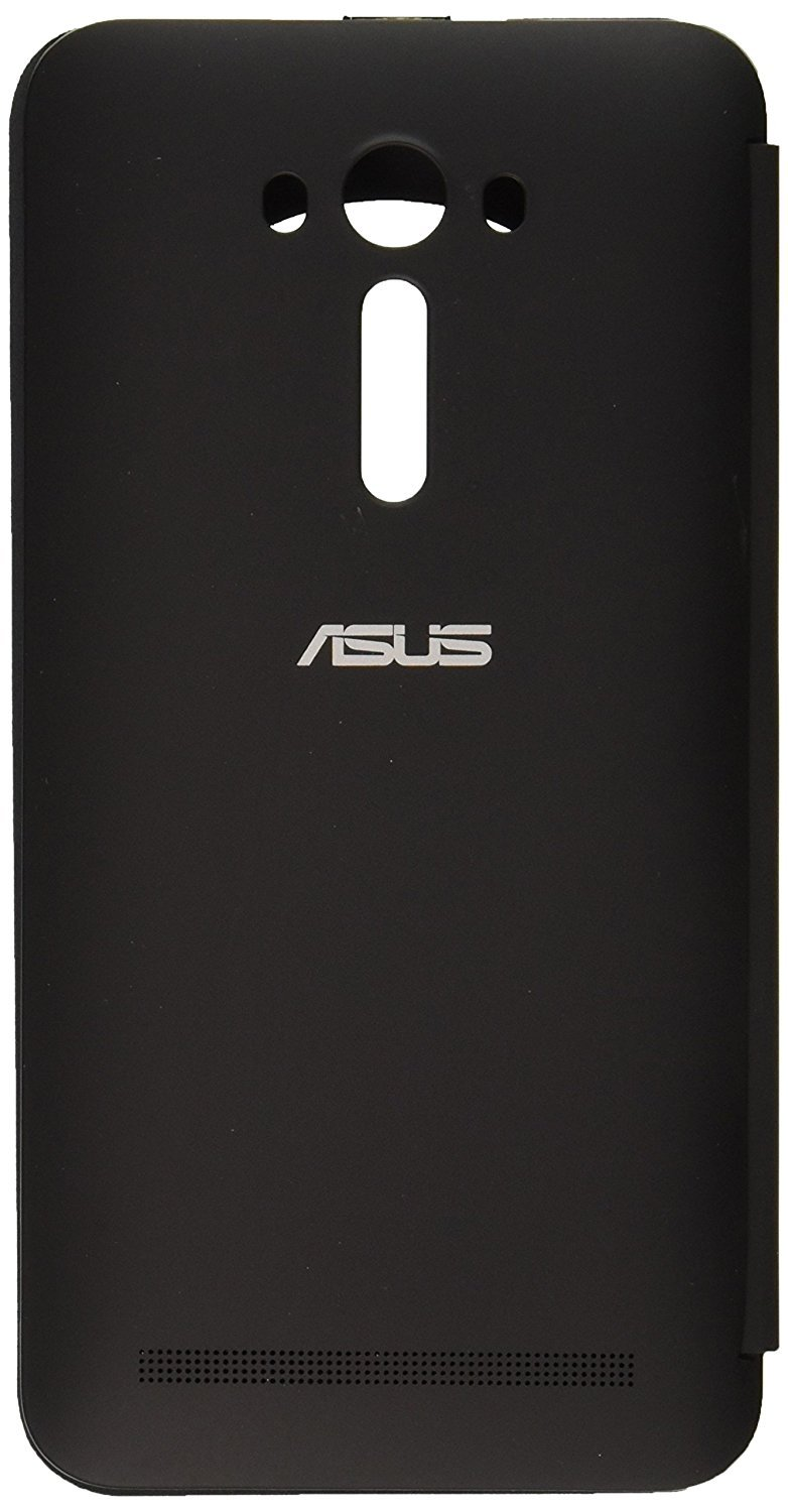 Asus View Flip Cover For Zenfone2 Laser - Retail Packaging - Black