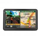 Quanmin 7''inch HD Screen Hand-held Car GPS Navigation DDR128RAM