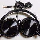 Accellorize headband headphones - black or blue