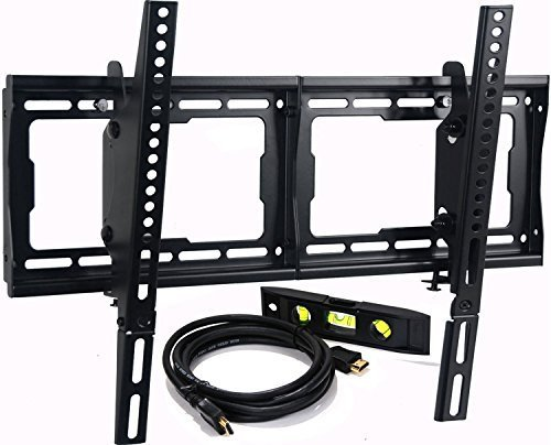 "VideoSecu Mounts Tilt TV Wall Mount Bracket for Most 23""- 75"""