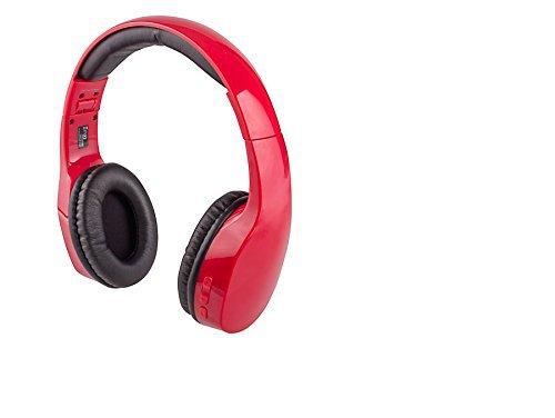 Targus Bluetooth Stereo Earphones (Red)