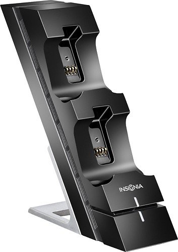 Insignia� - Dual-Controller Charger for PlayStation 4