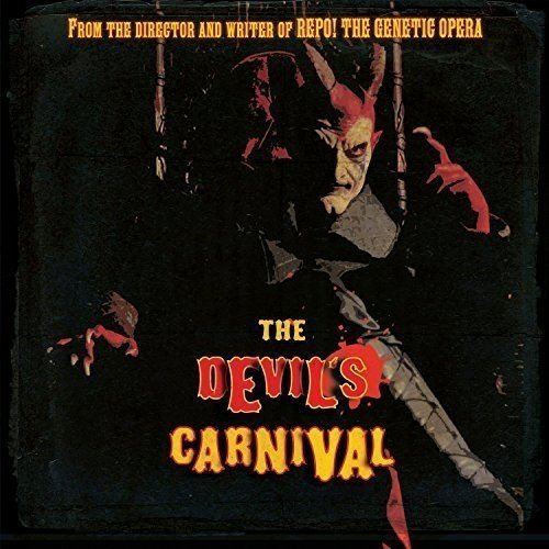 The Devil's Carnival - Limited Red Translucent Vinyl