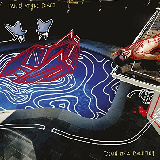 Death Of A Bachelor- Panic! at the Disco  Format: Vinyl