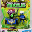 Teenage Mutant Ninja Turtles Half-Shell Heroes Policeman Leo Figure Pack