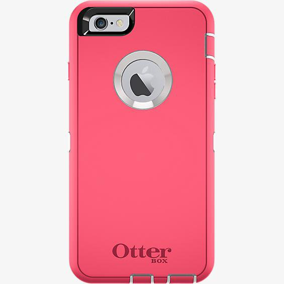 OtterBox Defender Series Case for iPhone 6 - Neon Rose
