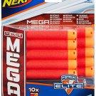 NERF N-Strike Elite Mega 10 Dart Refill Pack by Nerf