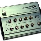 Linear DA-550HHR ChannelPlus High-Headroom RF Distribution Amplifier with 12V IR