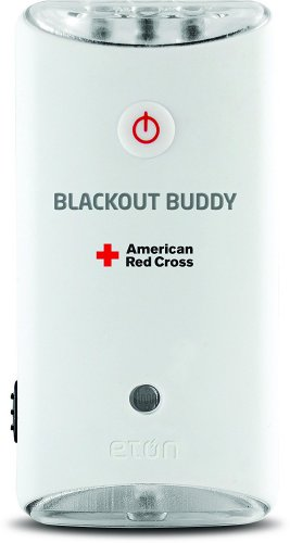 Eton The American Red Cross Blackout Buddy the emergency LED flashlight