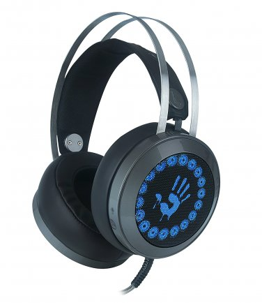 AOSO G400 Gaming Headset Stereo Headphone with Mic & Breathing LED Light