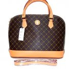 Monogram Lisa Bowler Handbag