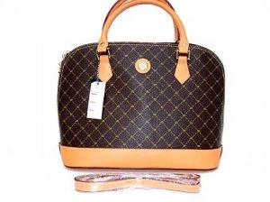 Monogram Lisa Bowler Handbag