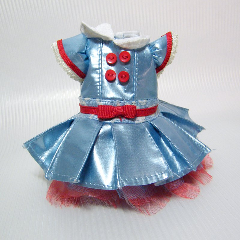 Lalaloopsy DOT STARLIGHT Blue and Red Dress for Large Doll