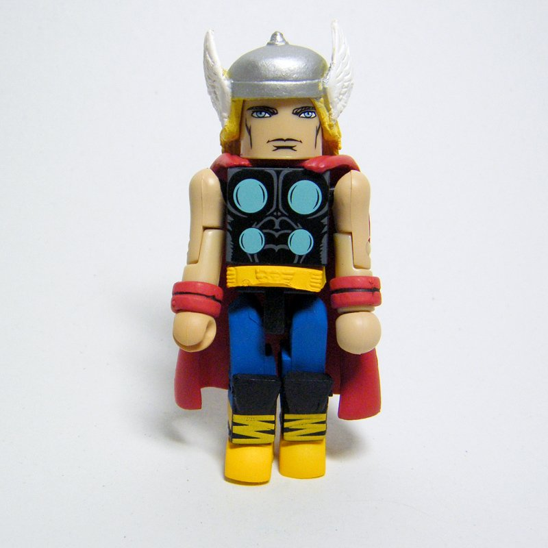 Marvel Minimates THOR from Mighty Thor Stormbreaker Loose Figure
