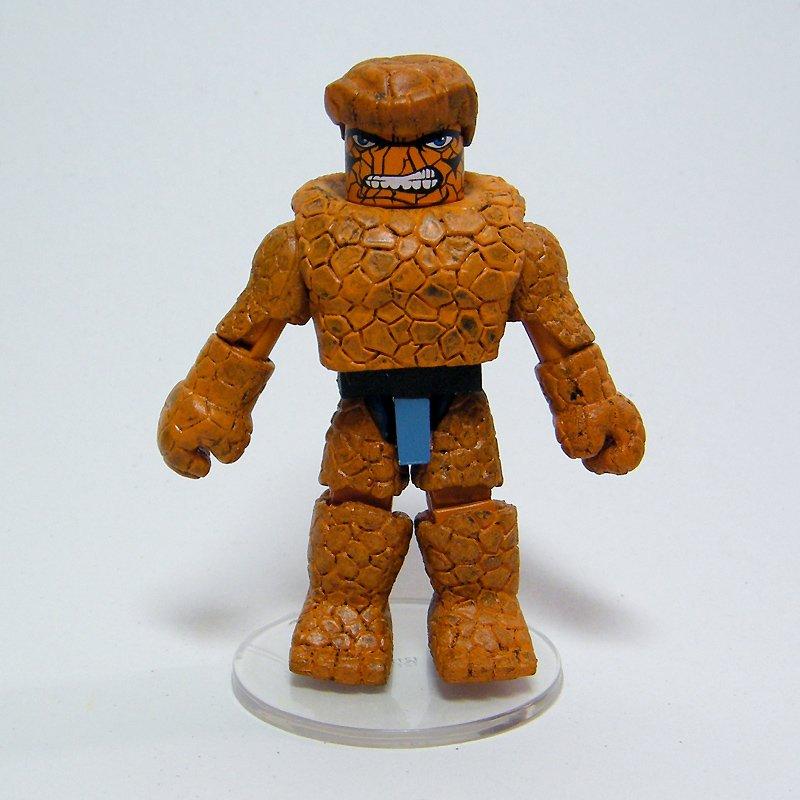 Marvel Minimates THING Series 37 Loose Figure