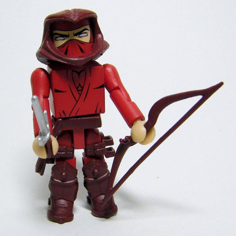 Marvel Minimates Classic HAND NINJA Series 38 Loose Figure