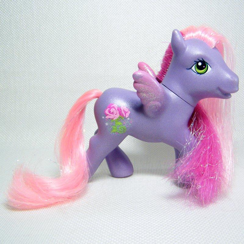 My Little Pony G3 ROYAL ROSE Crystal Princess Pegasus Pony