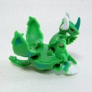 Bakugan HELIX DRAGONOID Green VENTUS Gundalian Invaders DNA 770G