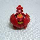 Bakugan TIGRERRA Red PYRUS Silver Eyes 400G