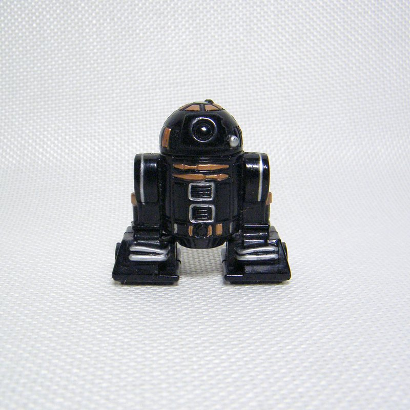 Star Wars Galactic Heroes R2-Q5 Black Imperial Astromech Droid Death Star Escape