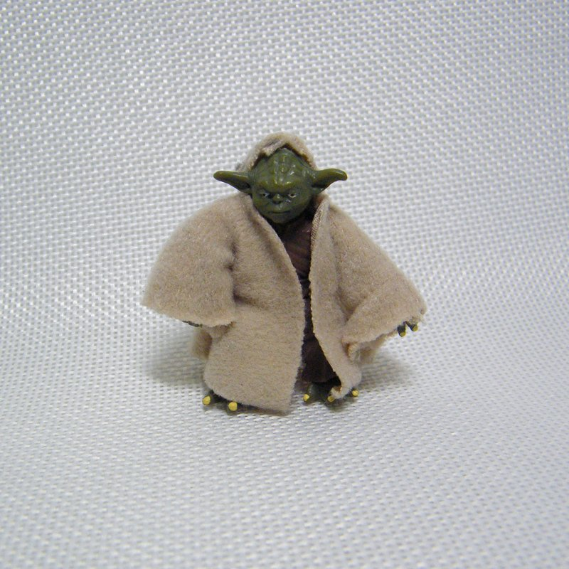 Star Wars Legacy ARENA YODA Geonosis Arena Showdown Loose Figure