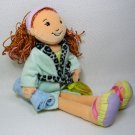 "Groovy Girls 13"" SPA SPLENOUR SHAUNA in Plush Robe Manhattan Toy"