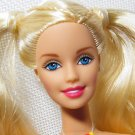 Blonde STAR SPLASH Barbie Long Hair Pigtails NUDE for OOAK Display Play