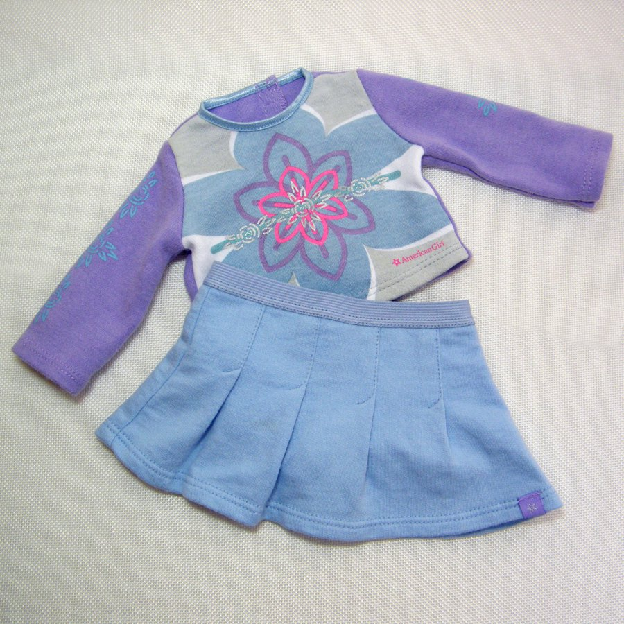 "American Girl ""I Like Your Style"" Outfit for 18"" Dolls"