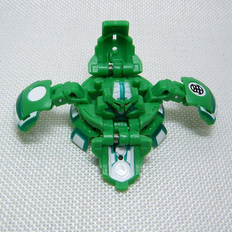 Bakugan COREDEM Green VENTUS Gundalian Invaders DNA 640G