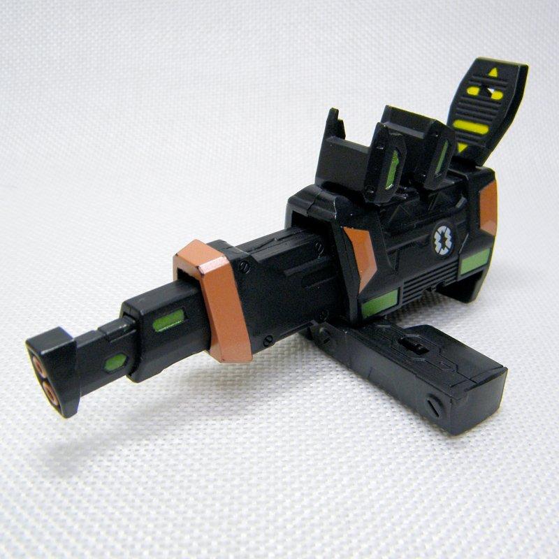 Bakugan BOOMIX Black Copper Element Gundalian Invaders Battle Gear DNA 80G