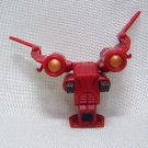 Bakugan JETKOR Red Copper Battle Gear Gundalian Invaders DNA 60G