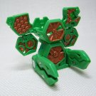 Bakugan BATTLE TURBINE Green Gold Battle Gear Gundalian Invaders DNA 70G